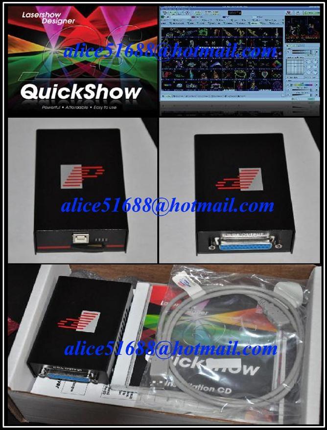 ilda animation laser software quickshow