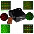 mini laser light show 12v Christmas lighting