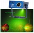 Mini laser light twinkling laser DJ lighting effect laser Christmas light