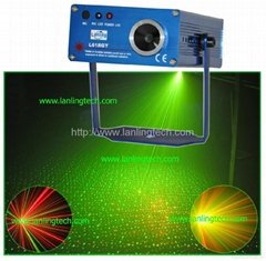 Mini laser light twinkling laser DJ lighting effect laser Christmas light
