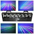 Fat Beam moving head Laser DMX Curtain laser dj lighting -LN5285RGB