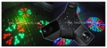 3 Claw 18W RGBYW LED and RG Laser lighting-LE3860RG