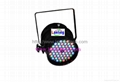3Wx54pcs RGB Indoor LED Light Par Light dj disco light - LED1209