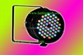 3Wx54pcs RGB Indoor LED Light Par Lighting - LED1209