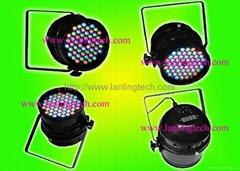 3Wx54pcs RGB Indoor LED Light Par Light