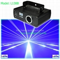 2012 TOP SALE 300mW Blue laser light cheap laser light show