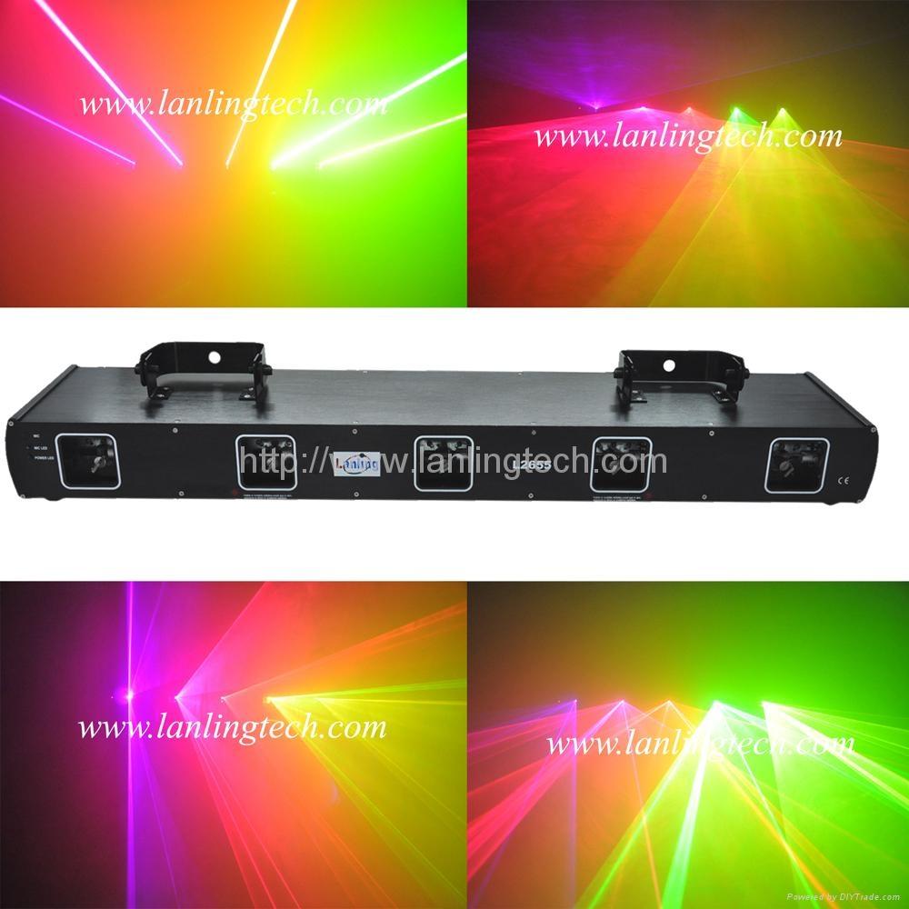 5 head dj light stage laser light 1 & 5 head dj light stage laser light - L2655 - Lanling (China ... azcodes.com