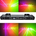 5 head dj light stage laser light