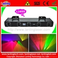 5 head laser show system disco light