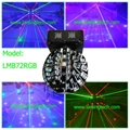 RGB Moving Head laser ball laser christmas lights outdoor