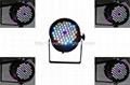 Par 64 de led RGB 3Wx54pcs RGB Indoor LED Light Par Light - LED1209