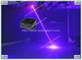dj club lighting DMX Rose Laser Fat beam shoot laser light projector-LDR50RB