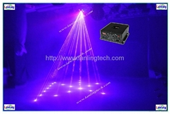 Fat beam laser light / s