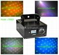 LED laser light Mini laser Twinkling laser light effect light gobo light-L70RGY