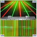 Laser light supplier stage laser light