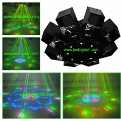 cheap dj laser light UFO light (Hot Product - 1*)
