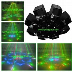 cheap dj laser light UFO light