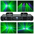 Hot selling four head GB laser