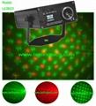 mini laser light RGY dj gear