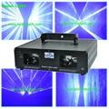 Hot 2 head 2W Blue laser light