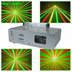 TOP SALE 300mW RGY Laser