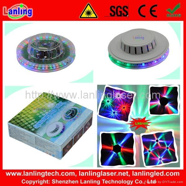 UFO LED LIGHT EFFECT Stage Lighting 1