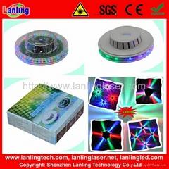 UFO LED LIGHT EFFECT Sta