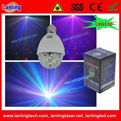 China LED Bulbs Light 3W RGB