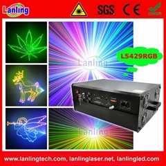 12W RGB Outdoor Christma
