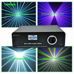 laser light full color