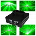 100mW DMX Green dj disco laser lighting