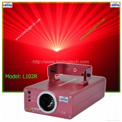 100mW red laser light dj laser light for sale