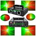 TOP SALE 2 head RG DJ Laser light Stage