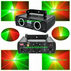 TOP SALE 2 head RG DJ Laser light Stage Light-L2200