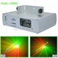 140mW RG stage laser light equipment