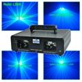 2 head Blue laser light party light-L2800