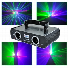HOT 2 head GB disco laser light-LV22GB