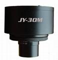 显微镜用摄像头代替JVC1481 1