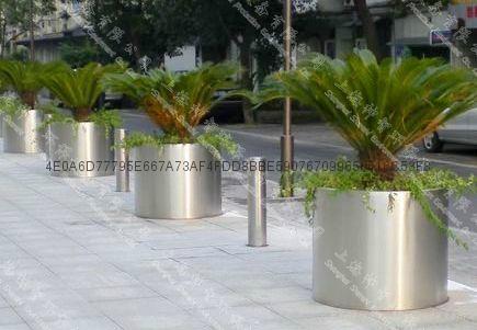 Stainless Steel Flower pot(SZHP-250) 1