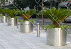 Stainless Steel Flower pot(SZHP-250)