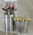 不鏽鋼花盆(SZHP-125)