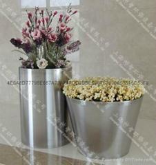 不锈钢花盆(SZHP-125)
