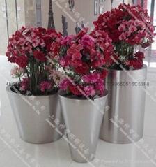 Stainless Steel Flower pot(SZHP-145)