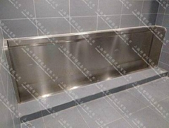Stainless Steel Urinal Trough