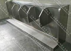 不鏽鋼小便槽(SZ-BC123