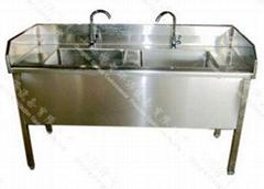 不鏽鋼水槽(SZ-XS204)