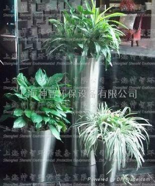 不鏽鋼花盆(SZHP-171) 1