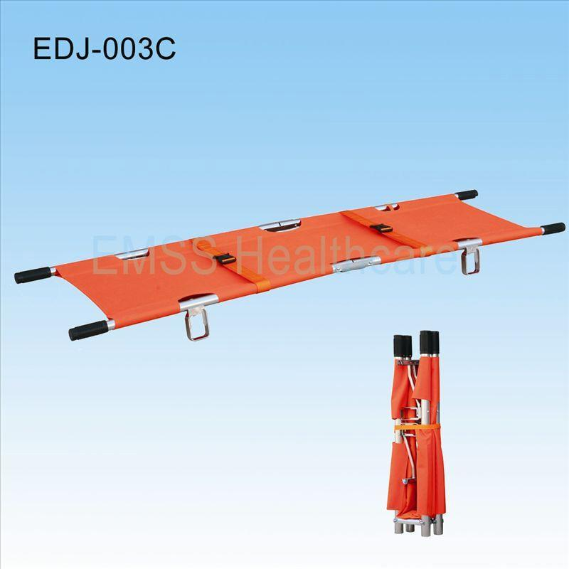 EDJ-003C  鋁合金折疊擔架 5