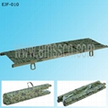 2 folding stretcher