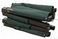 military folding stretcher